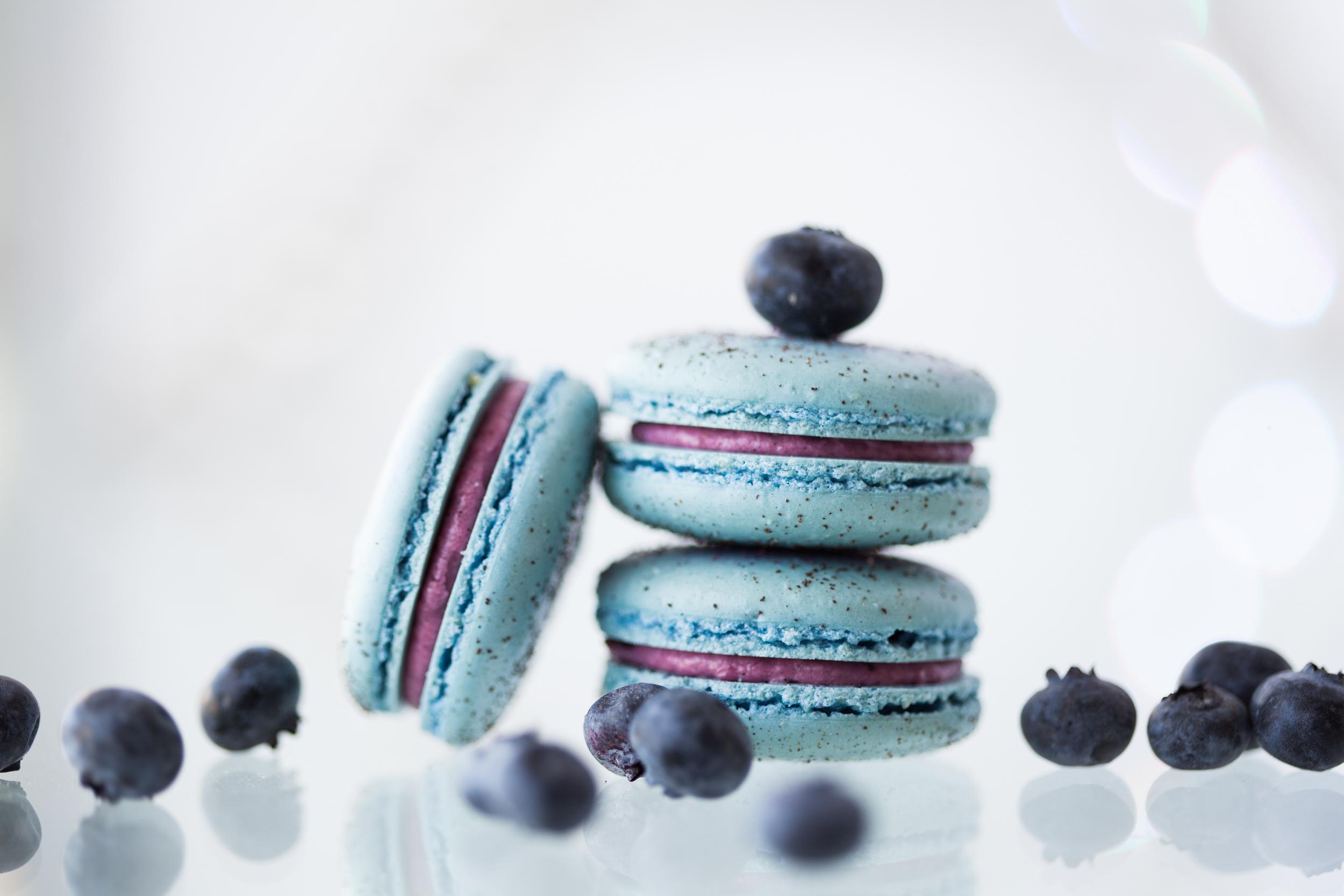 Blueberry Vanilla Bean