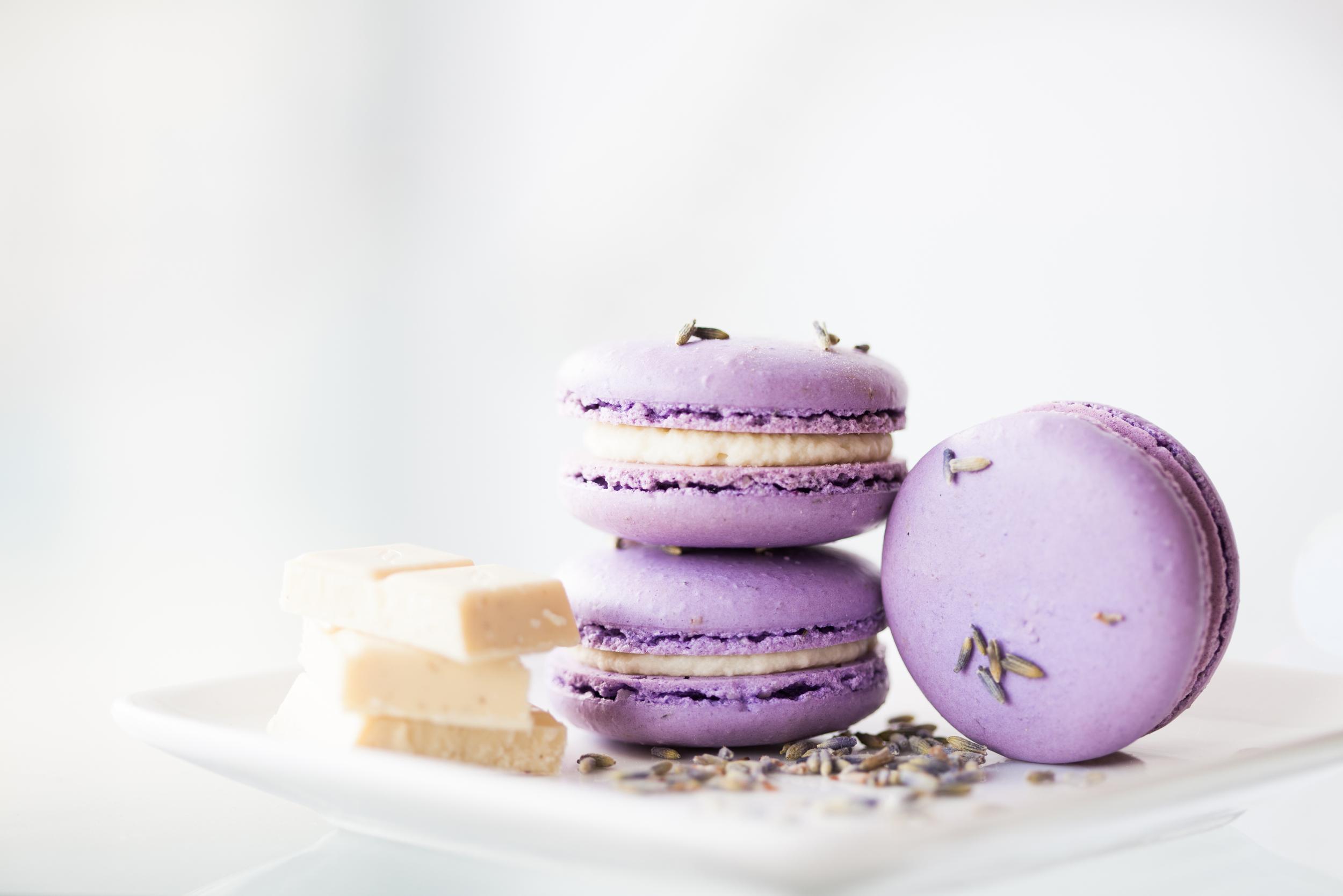 Lavender White Chocolate