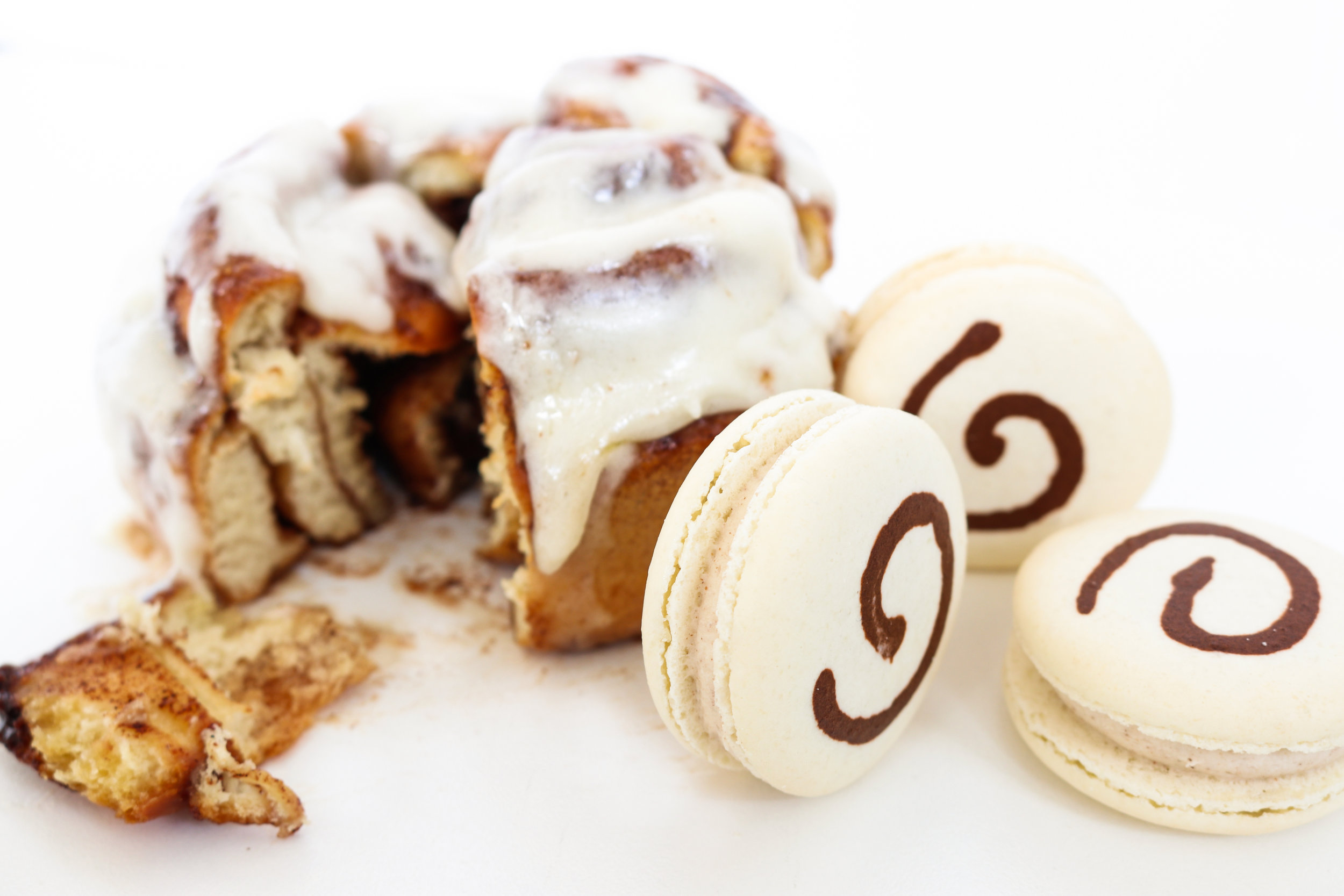 Cinnamon Roll (seasonal)