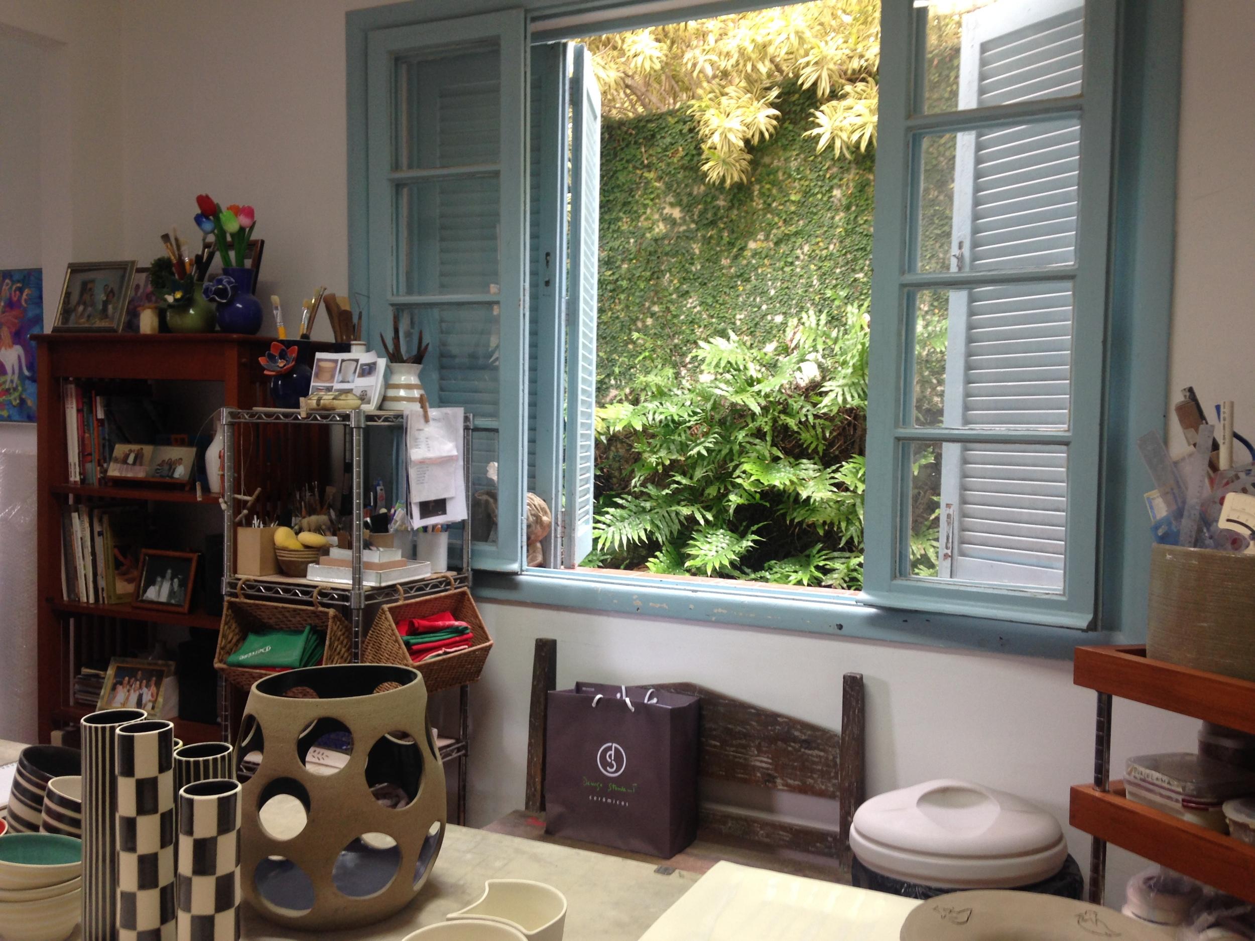 Denise Stewart Ceramic Studio
