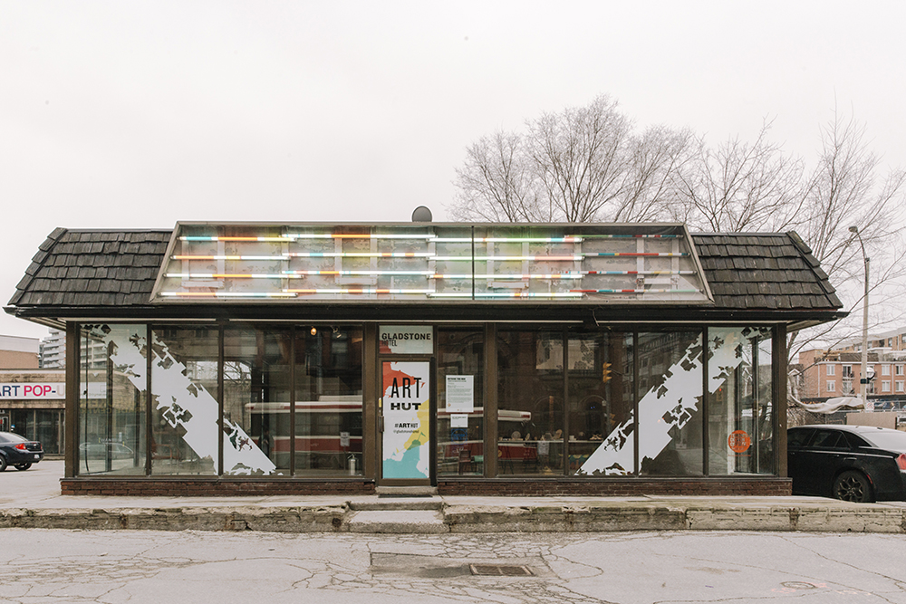 Outside the Box, January 2017. Photo by Jenna Wakini, courtesy of Toronto Design Offsite Festival and WantedDesign.