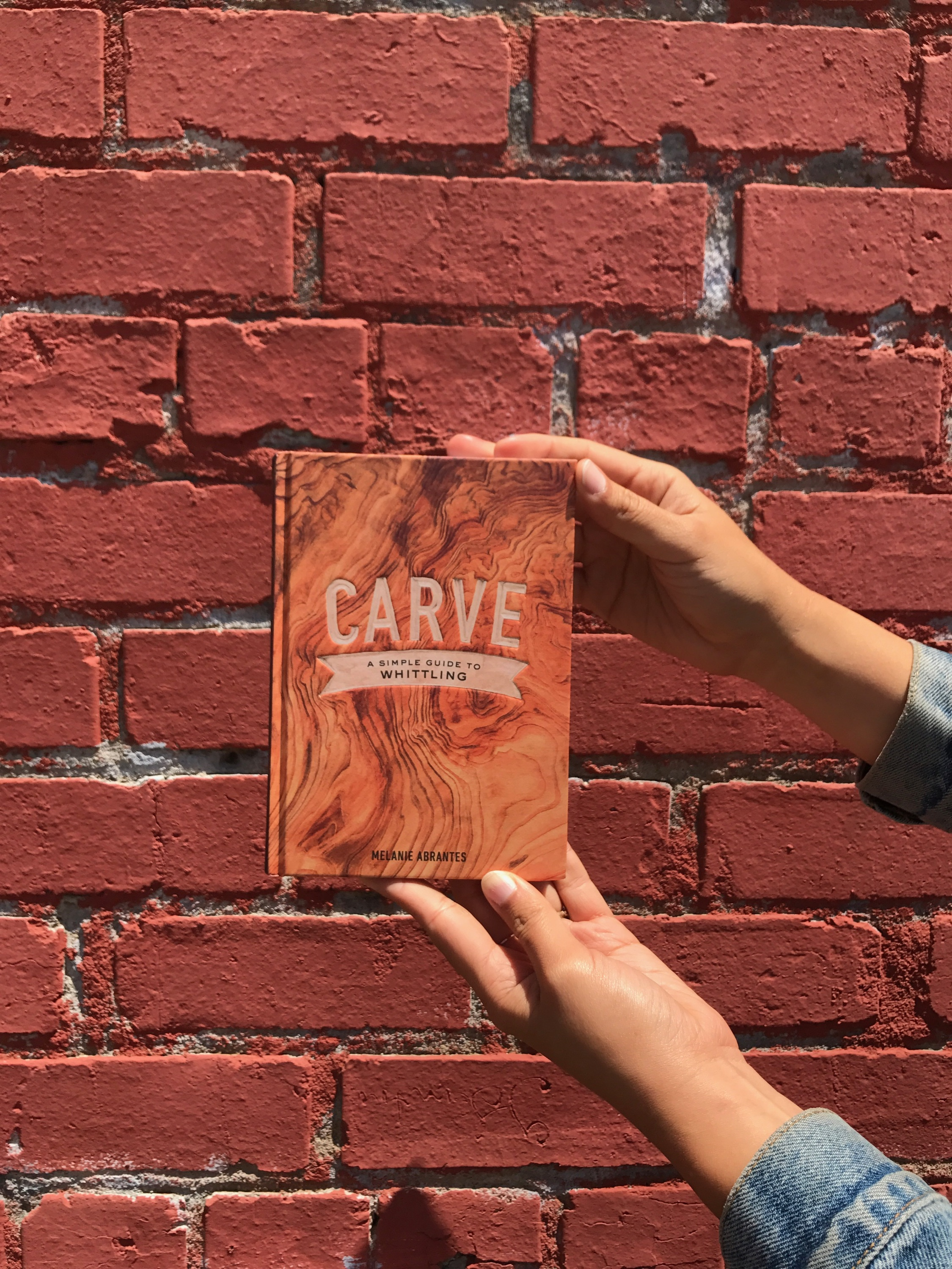 Pre-Order Carve - Ships out August 22, 2017. Get a signed copy in the shop TODAY!