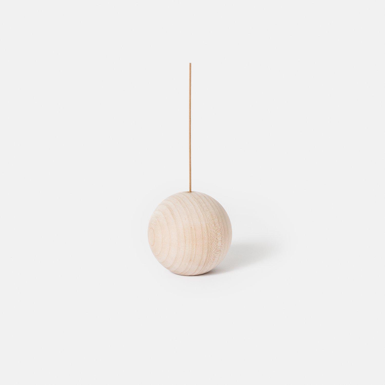 Globe Incense Holder, $45