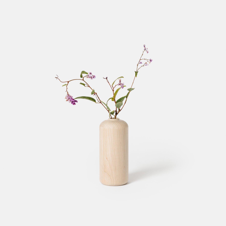 Tall Maple Vase
