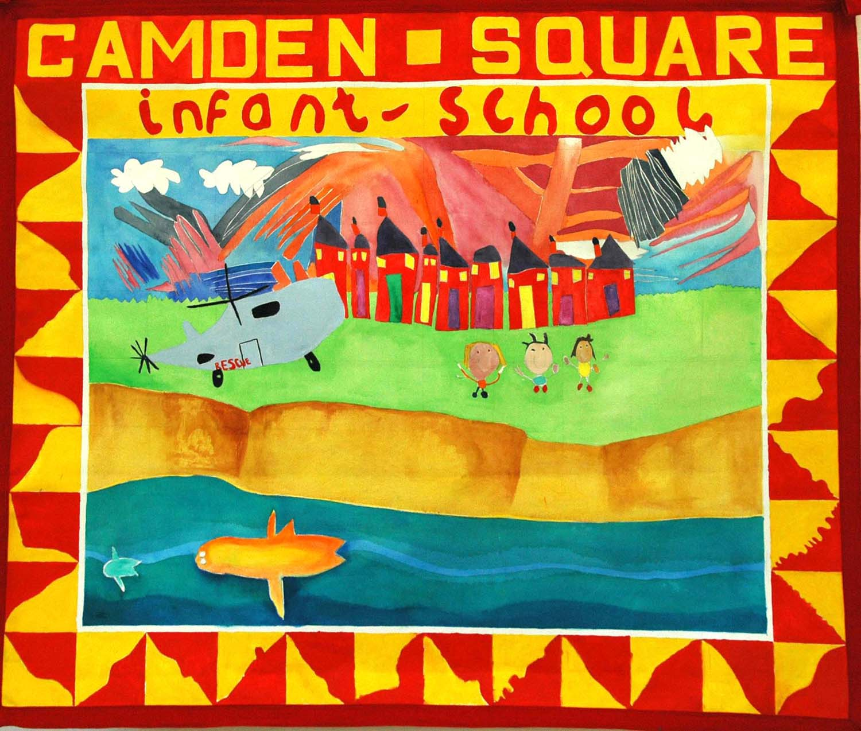 Camden Square Infant School - Seaham