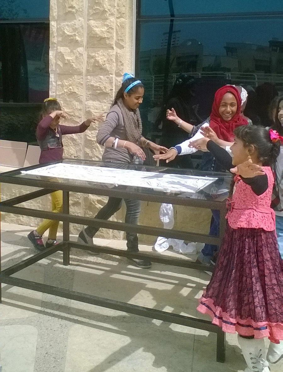 Children's Art Workshop - Jordan