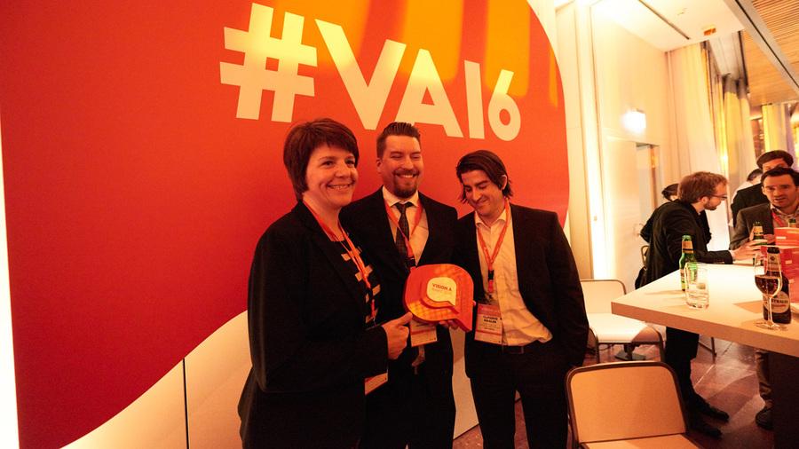 Gewinner AD.VISION Award 2016