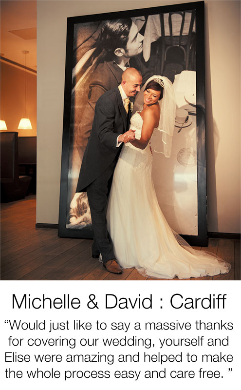 Cardiff Wedding Photographers Imagine That Studios