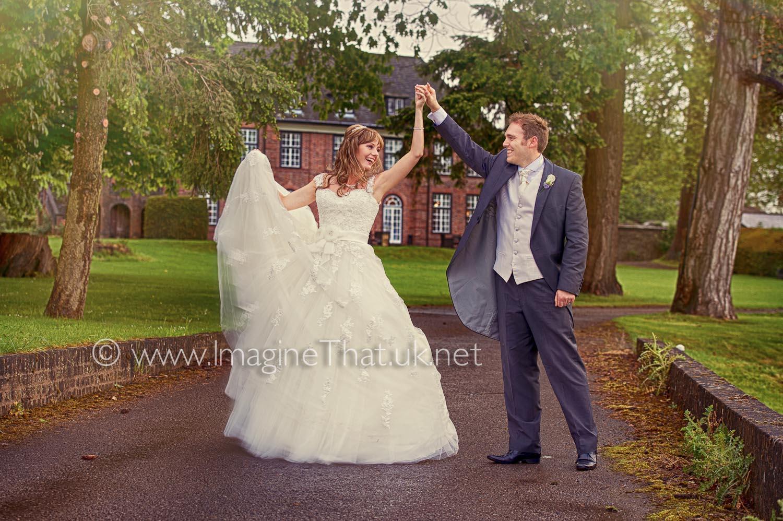 Wedding Photography Llansantfraed Court Abergavenny