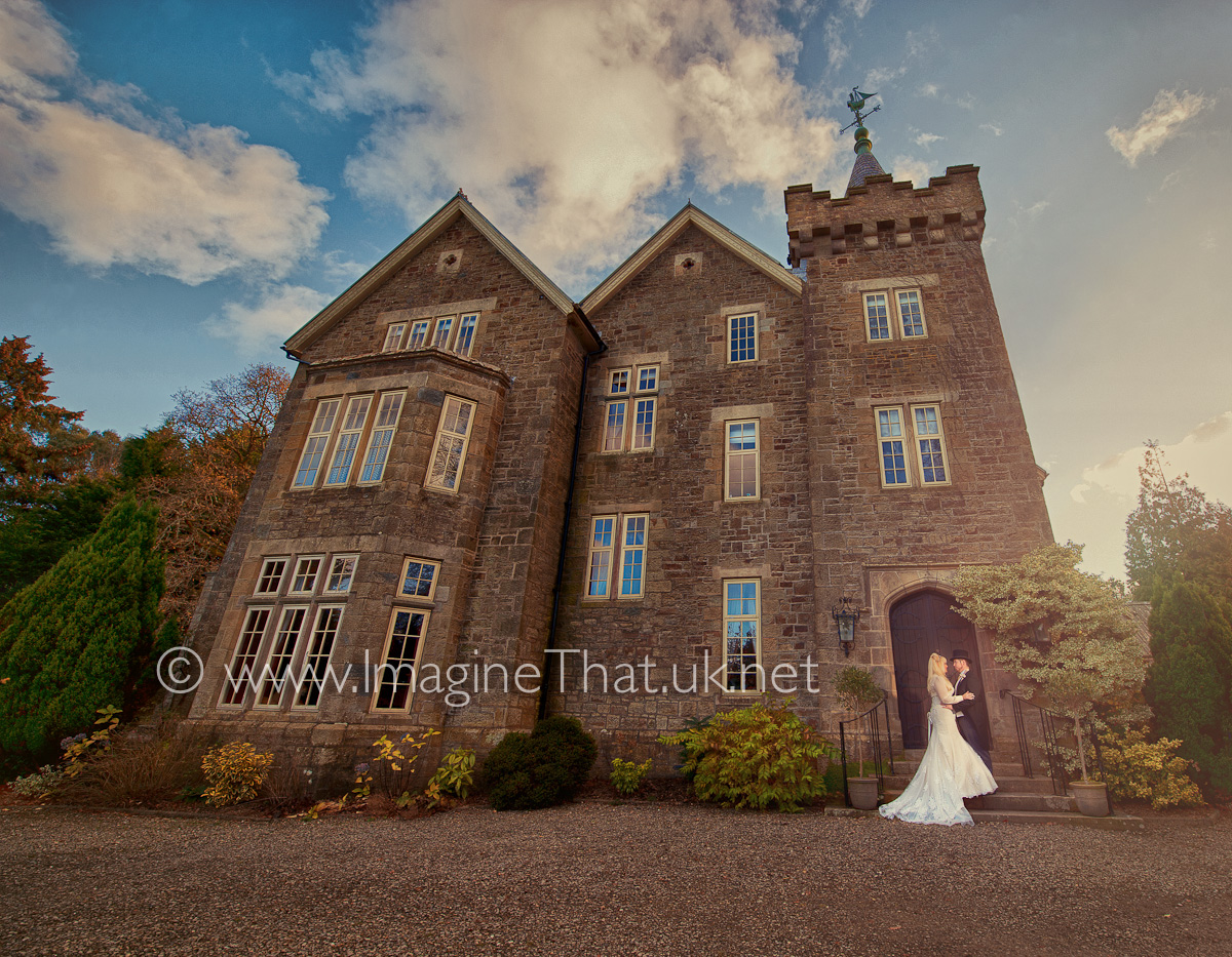 Wedding Photography Gwnfryn House