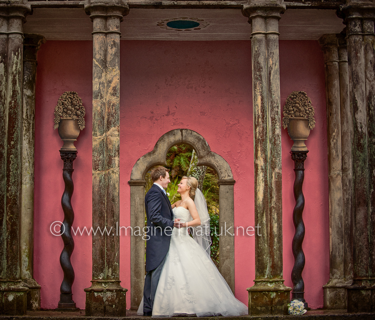 Wedding Photography Portmeirion