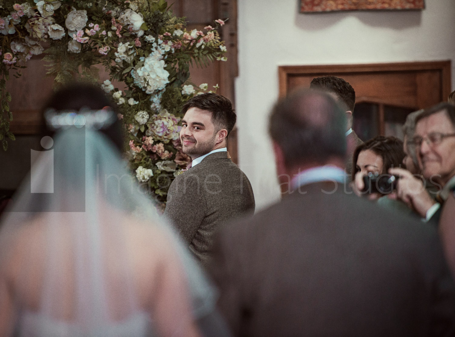 Wedding Photographers Miskin Manor
