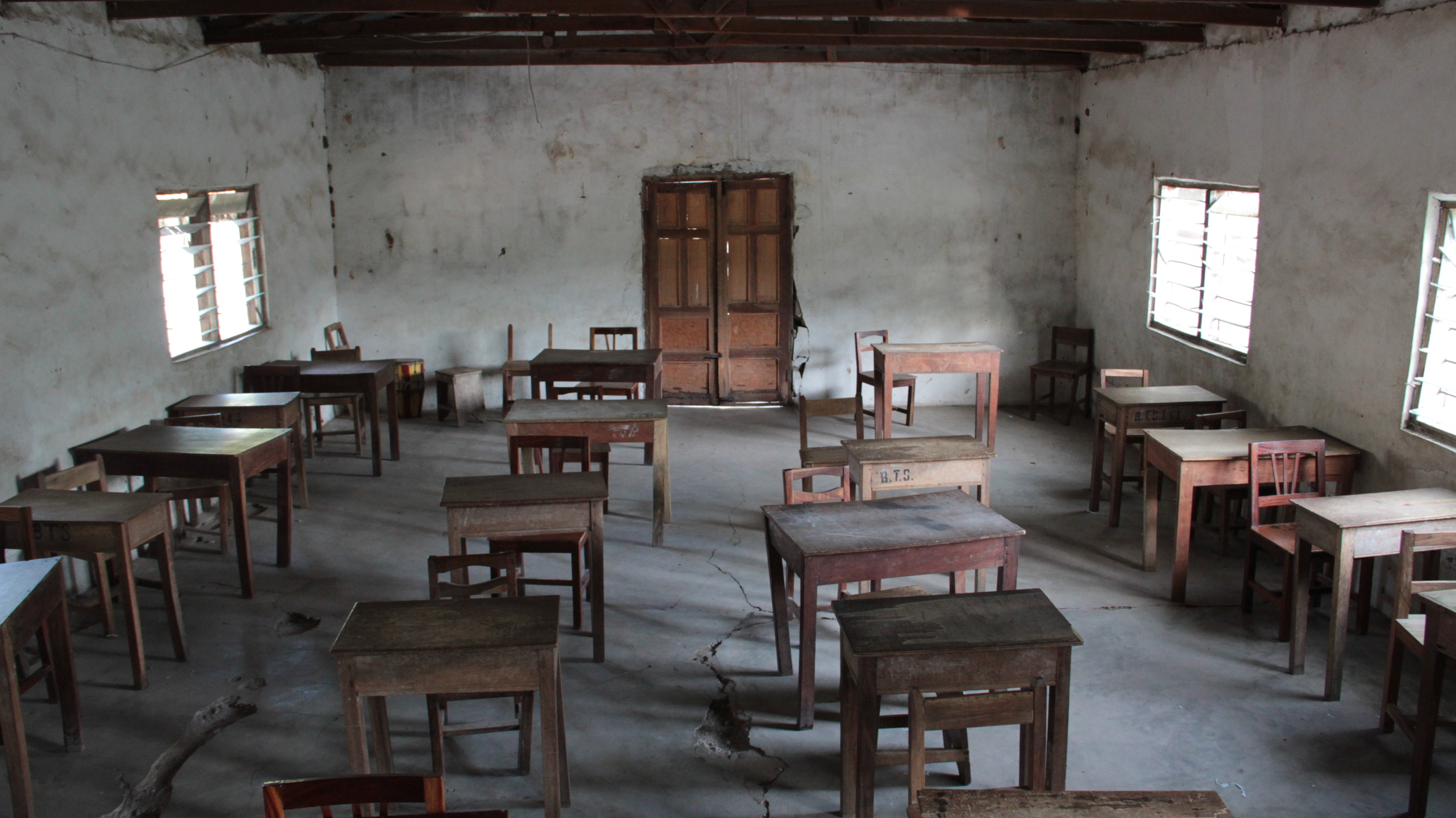 lecture hall in Old Chapel Building