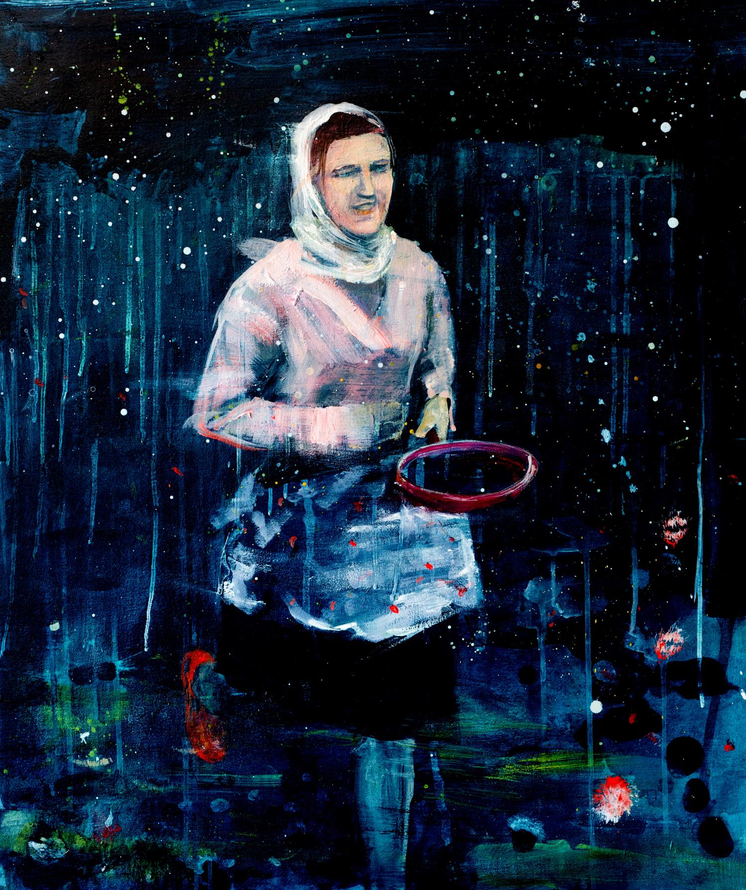 Kathryn Cowen, 'The Intergalactic Pancake Express' (2013)