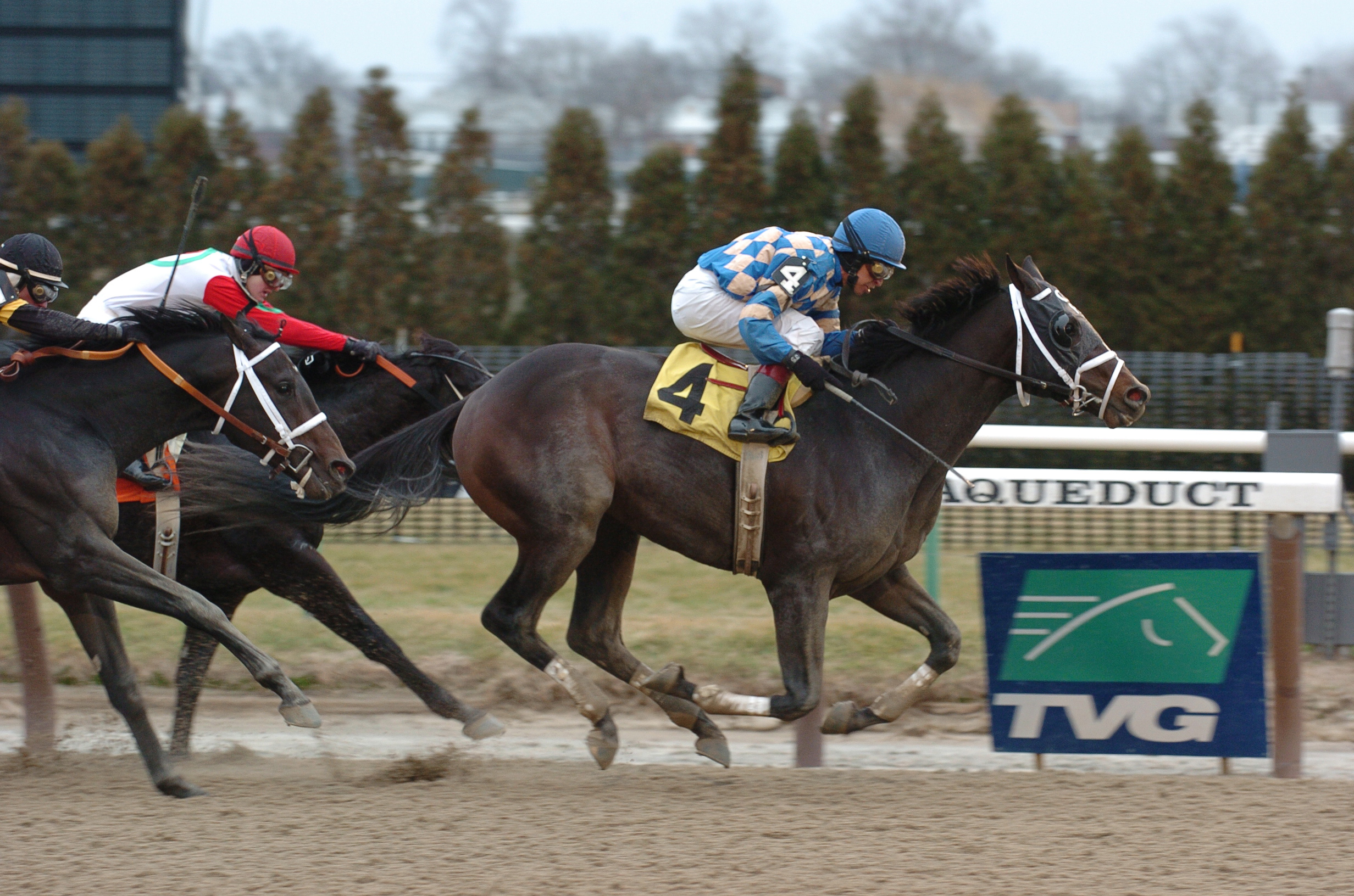 Greeley's Legacy at Aqueduct, December 31, 2005
