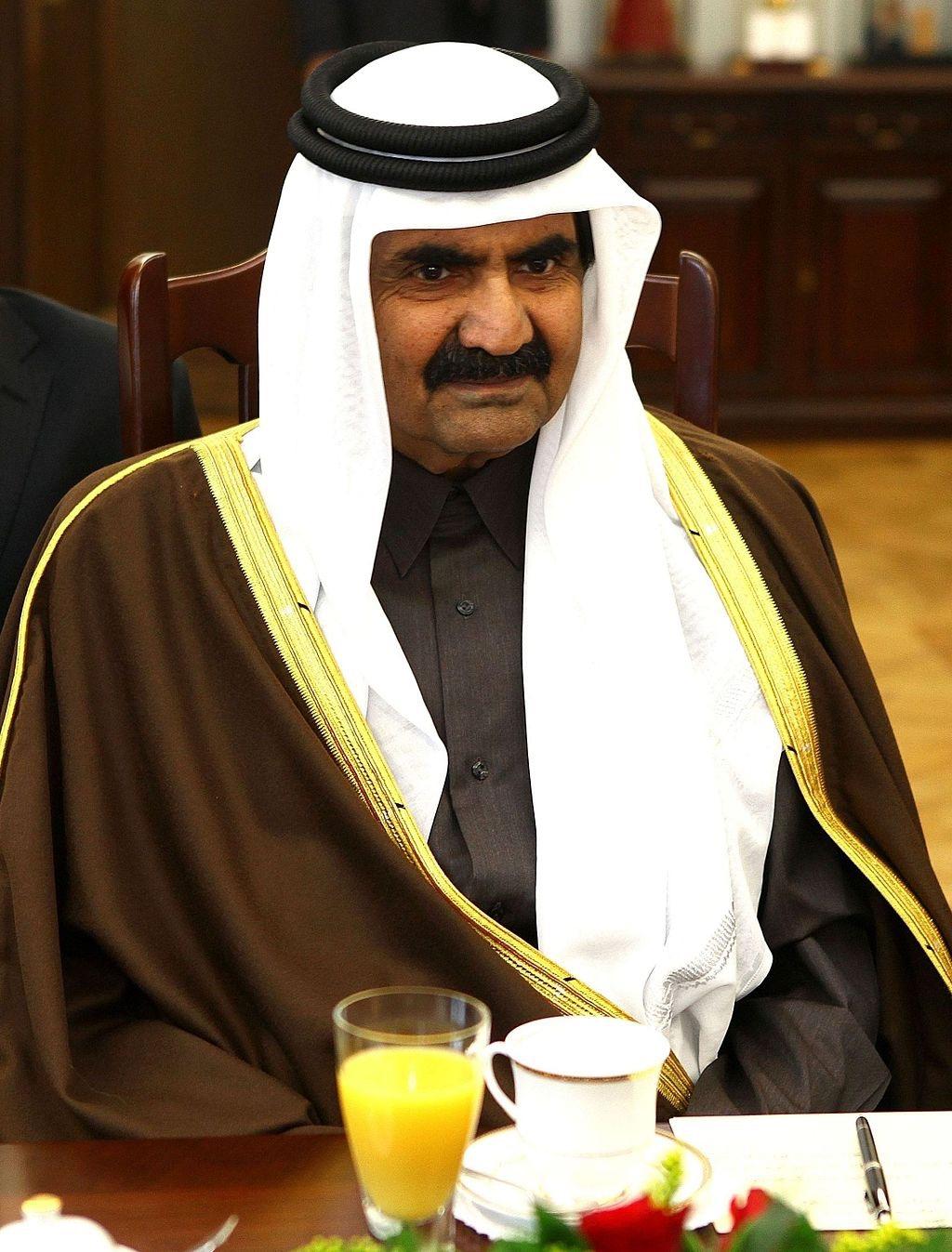 Hamad bin Khalifa, r. 1995–2013. (Foto: Wikipedia)