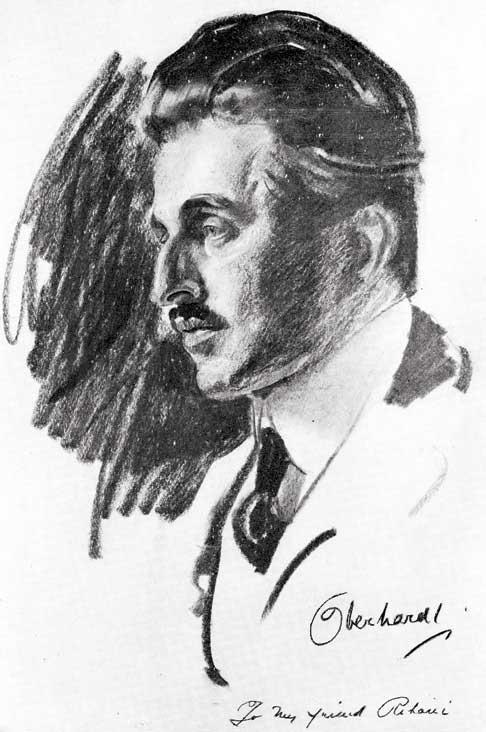 Ameen Rihani, 1921 (Foto frå Wikipedia)
