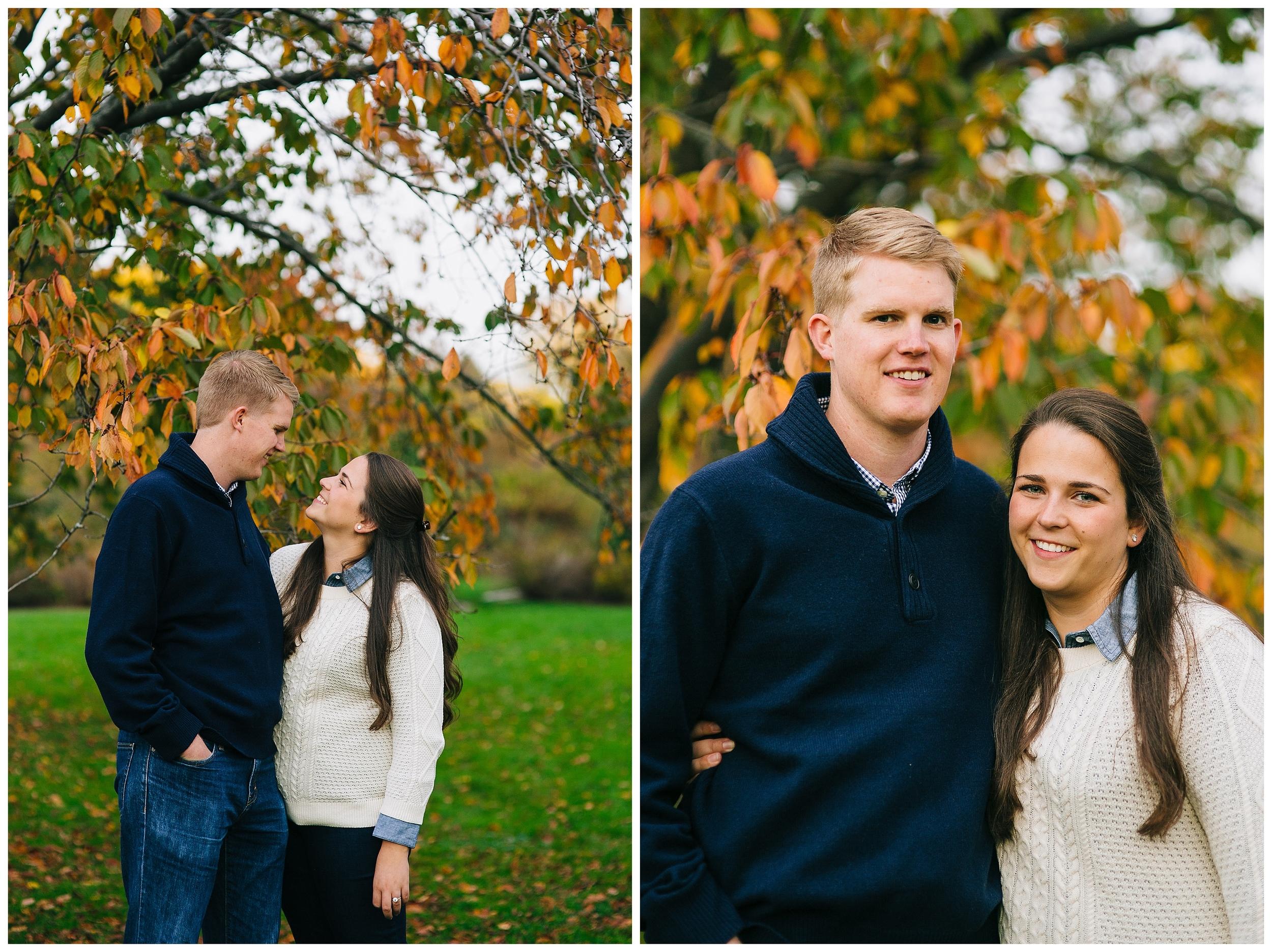 Engagement Photos at Harvard Arnold Arboretum in Jamaica Plain Boston MA