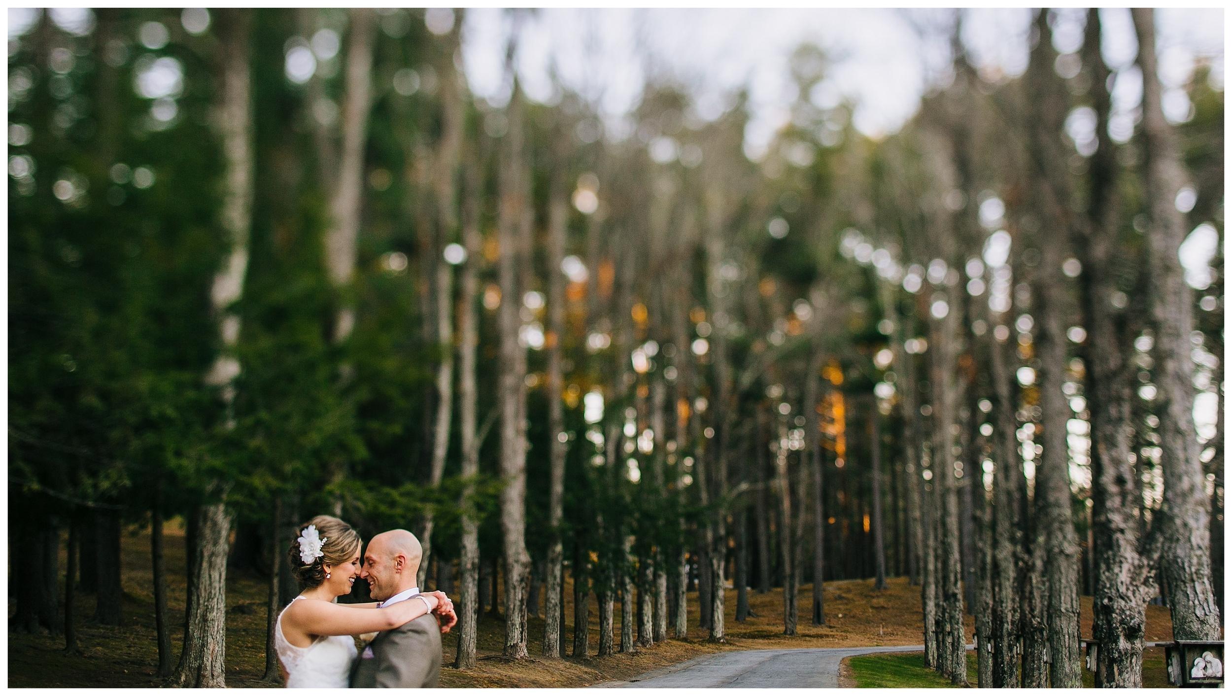 New England Boston Searles Castle Wedding Photographer fall