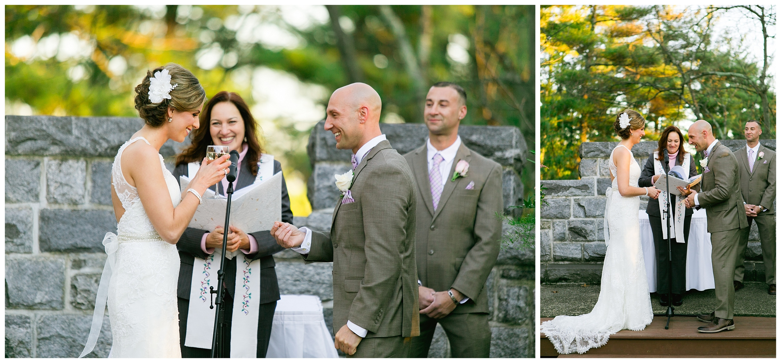 Searles Castle wedding emily tebbetts photography new england wedding