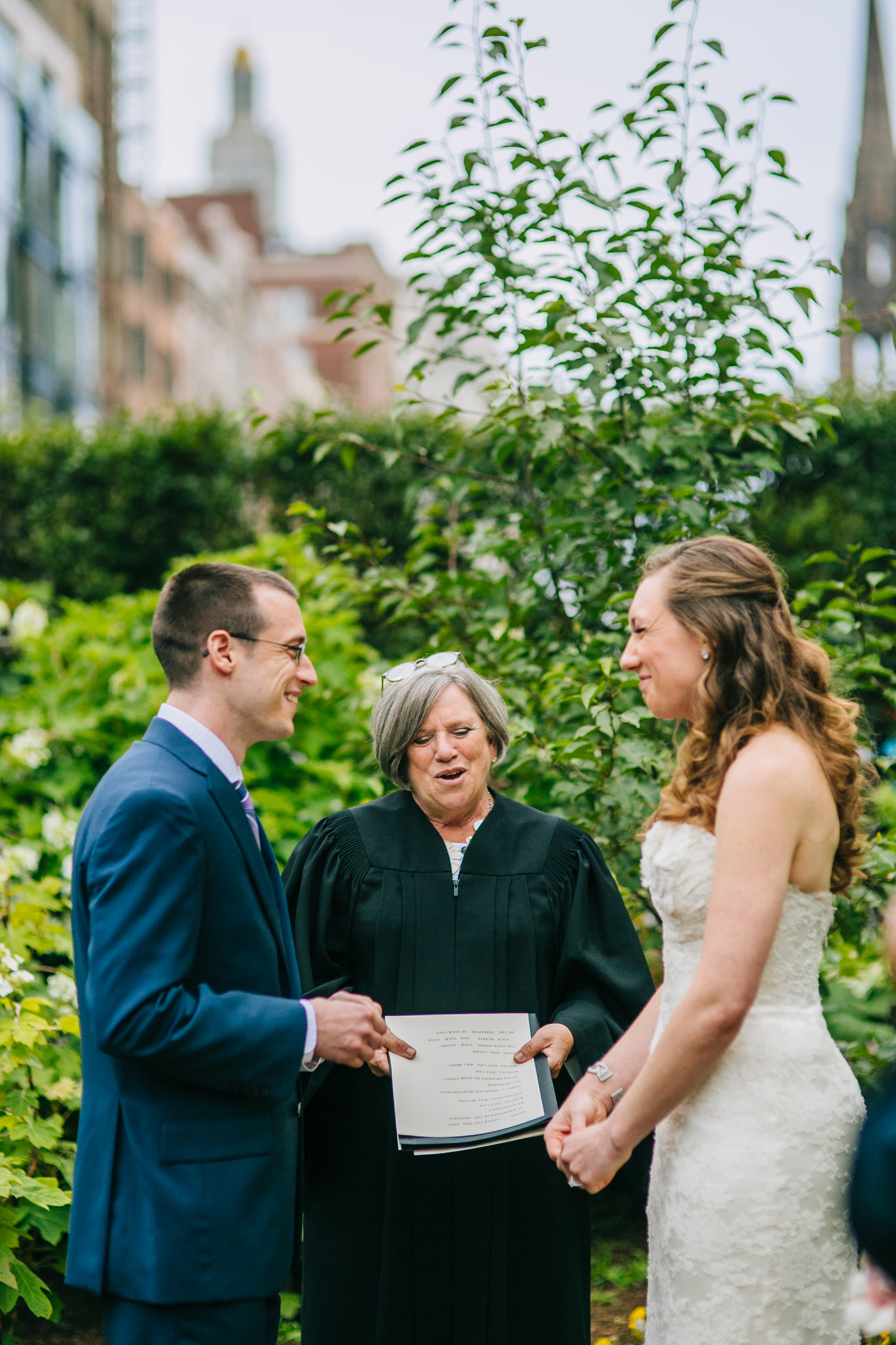 Emily Tebbetts Wedding Photography Boston Beacon Hill Boston Public Gardens Elopement Wedding Impromtpu