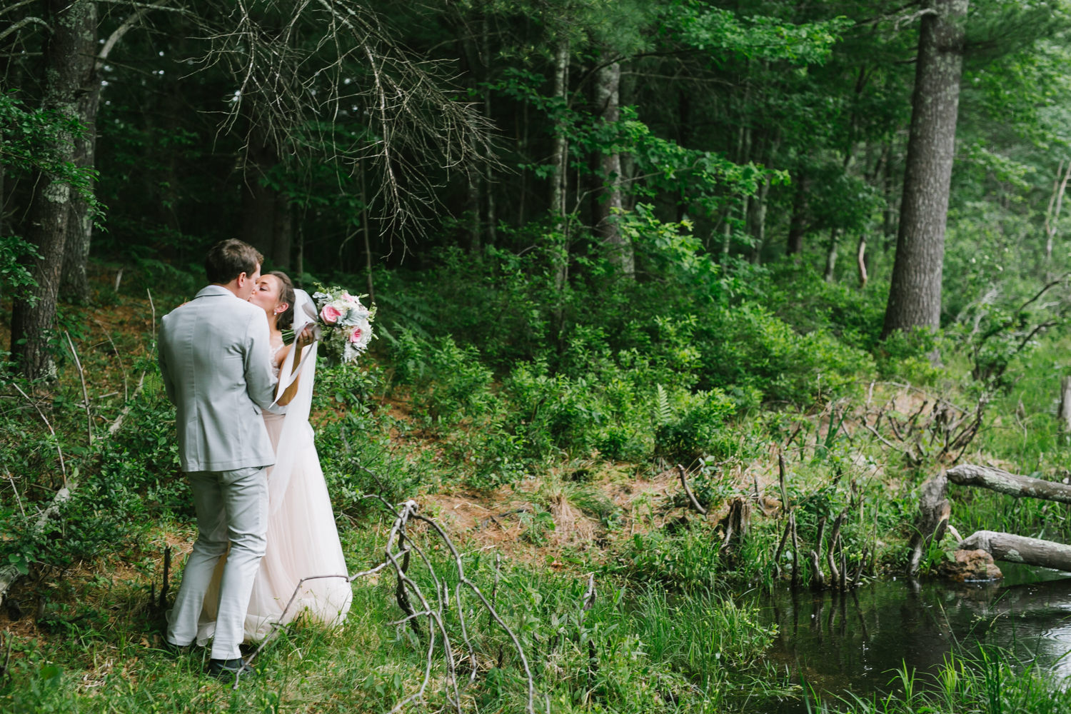 Emily Tebbetts Photography - back yard wedding gif atkinson nh confetti recessional bride and groom pizza truck -3.jpg