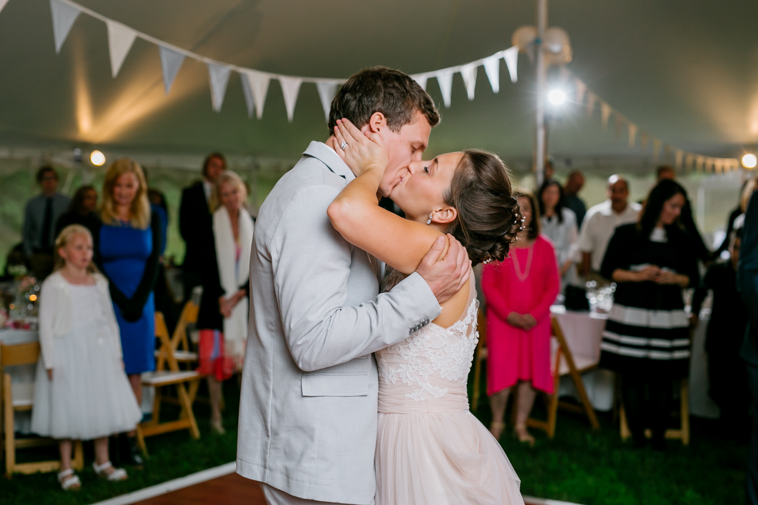 Emily Tebbetts Photography - back yard wedding gif atkinson nh confetti recessional bride and groom pizza truck -13.jpg