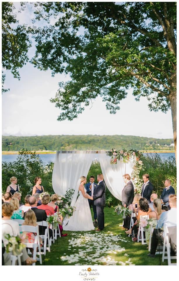Emily Tebbetts Photography Wedding || Private Residence : Dauntless Club, Essex, CT 10.jpg