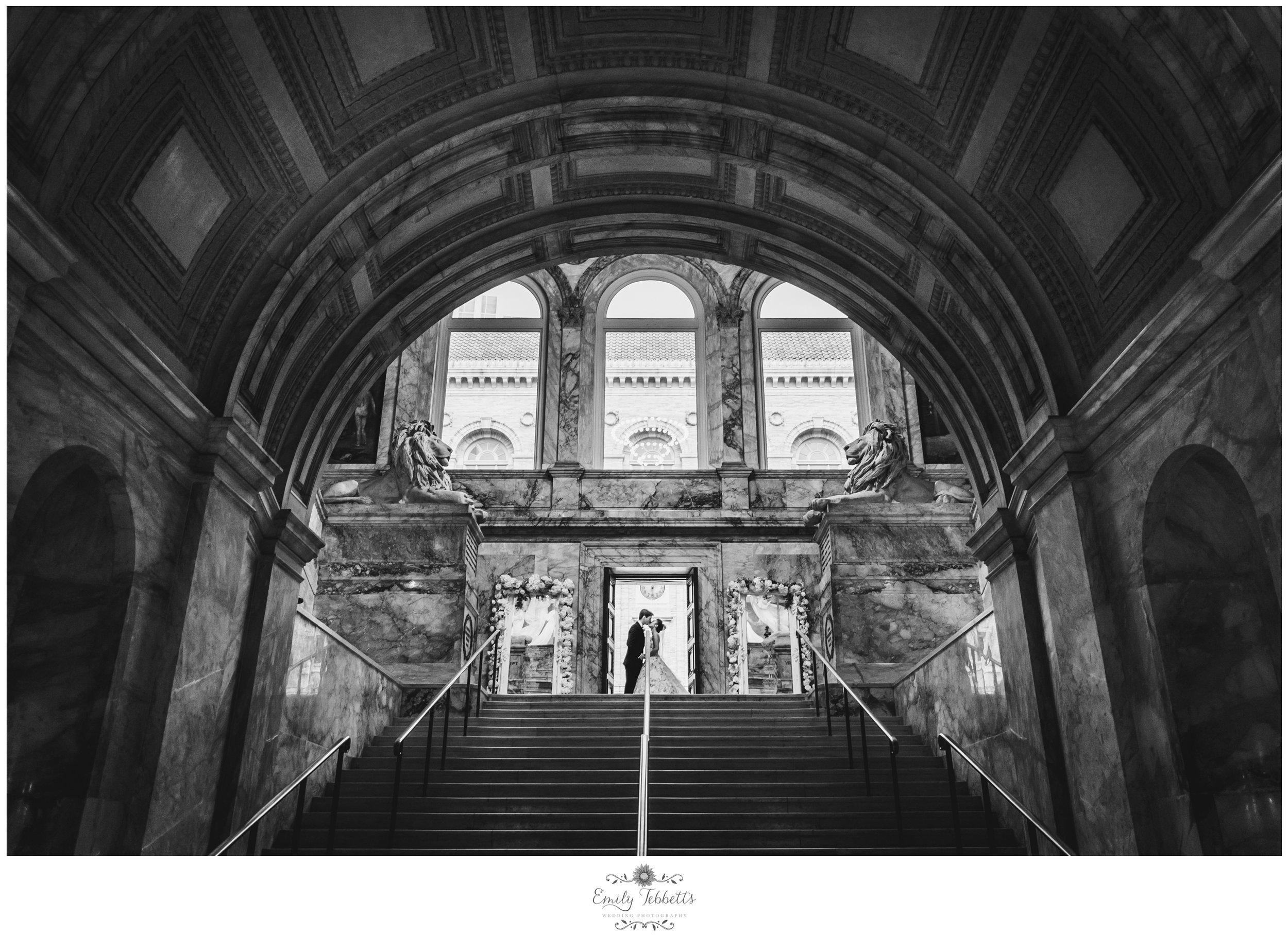 Boston Public Library BPL Wedding Emily Tebbetts Photography - Kaori + John-5.jpg