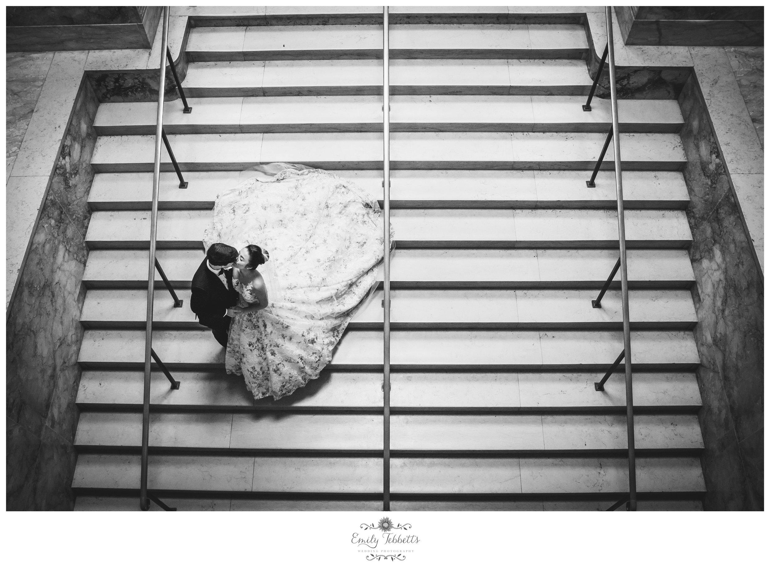 Boston Public Library BPL Wedding Emily Tebbetts Photography - Kaori + John-6.jpg
