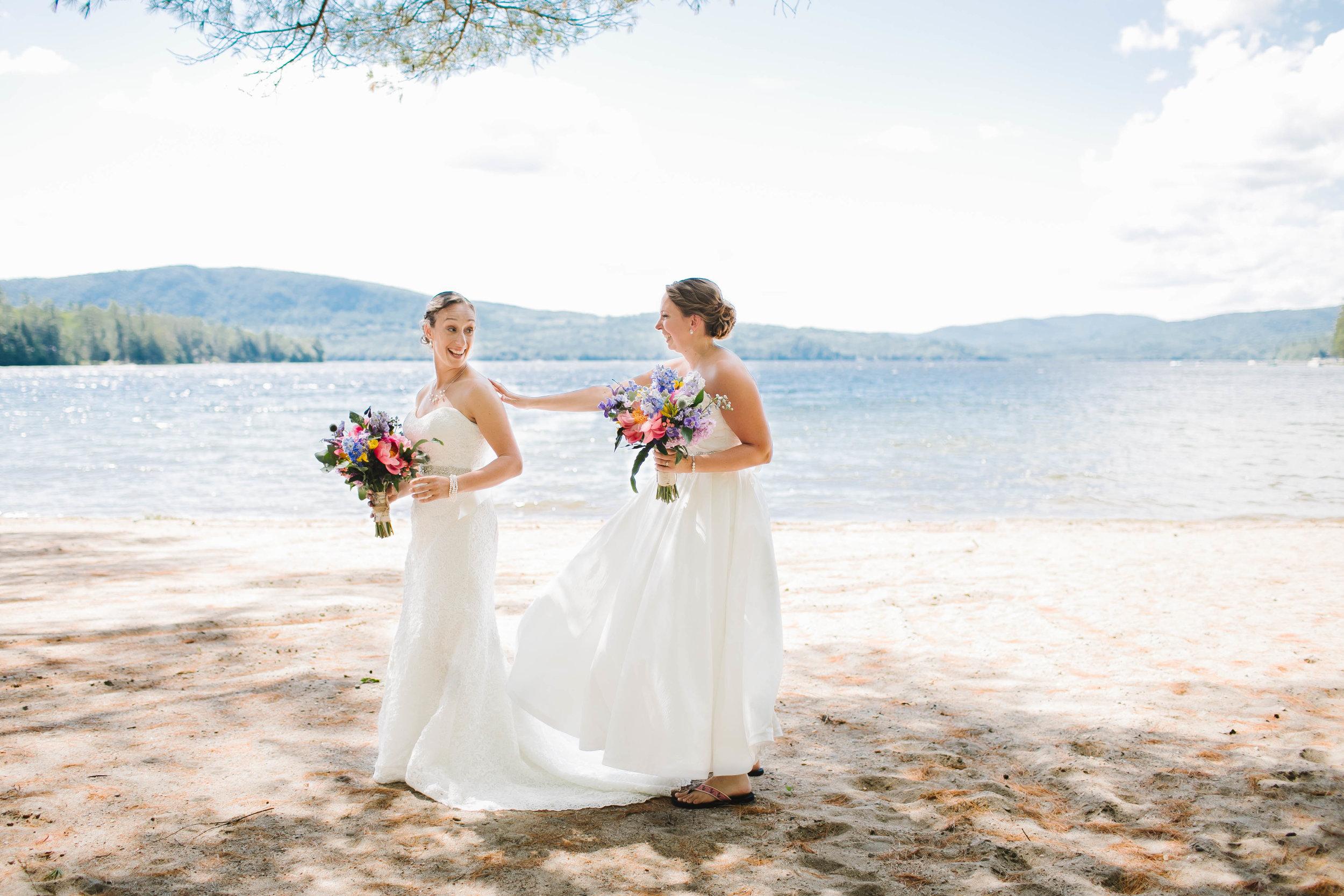 Wedding at Inn at Newfound Lake Bristol RI Kate and Kate-4.jpg