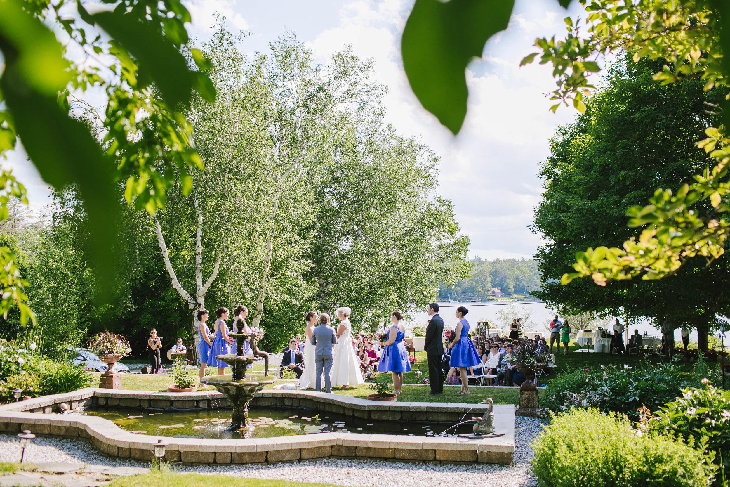 Wedding at Inn at Newfound Lake Bristol RI Kate and Kate-7.jpg