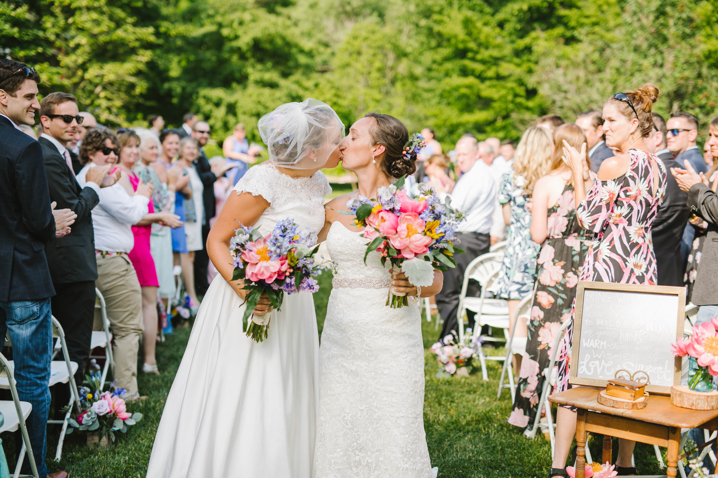 Wedding at Inn at Newfound Lake Bristol RI Kate and Kate-9.jpg