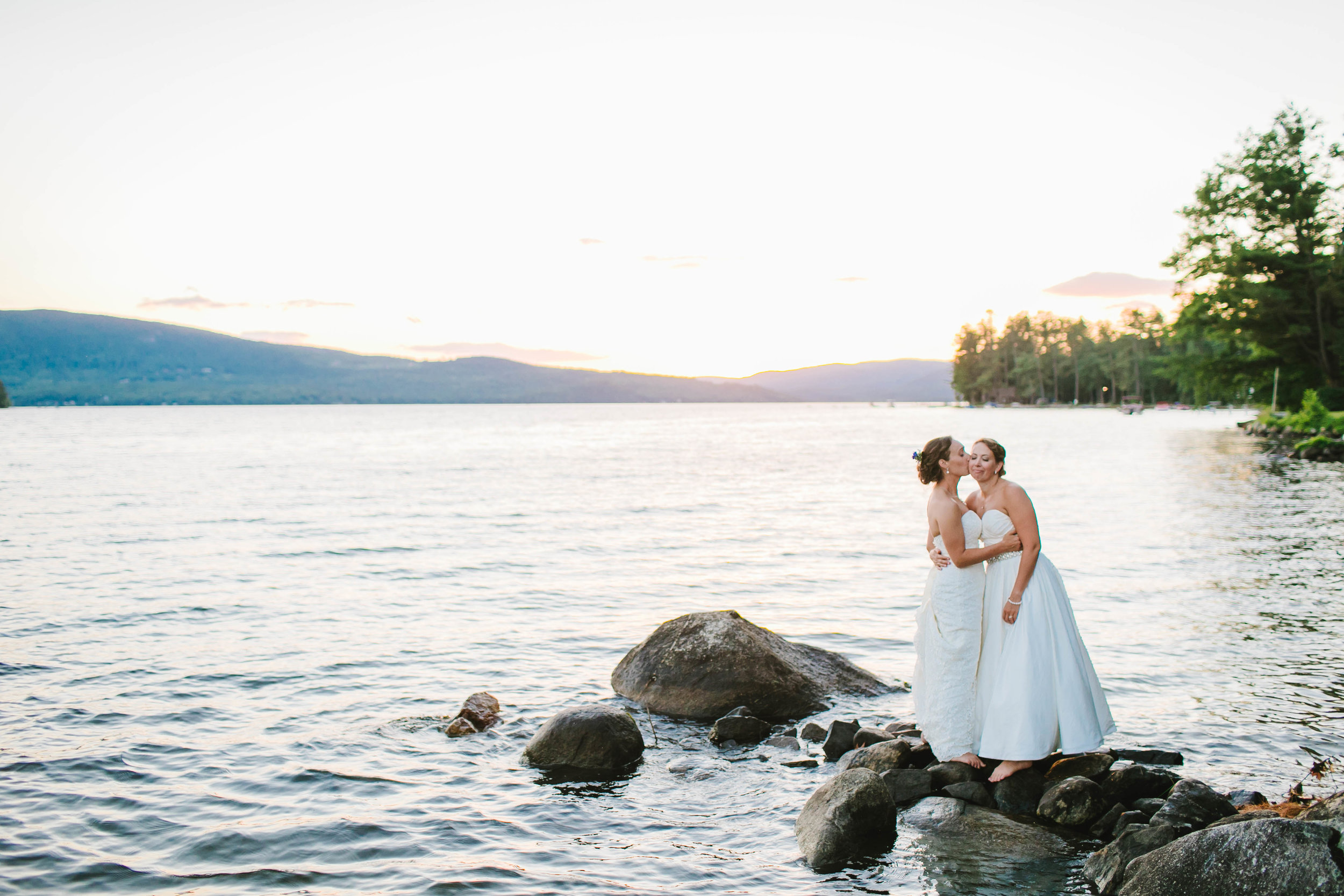 Wedding at Inn at Newfound Lake Bristol RI Kate and Kate-22.jpg