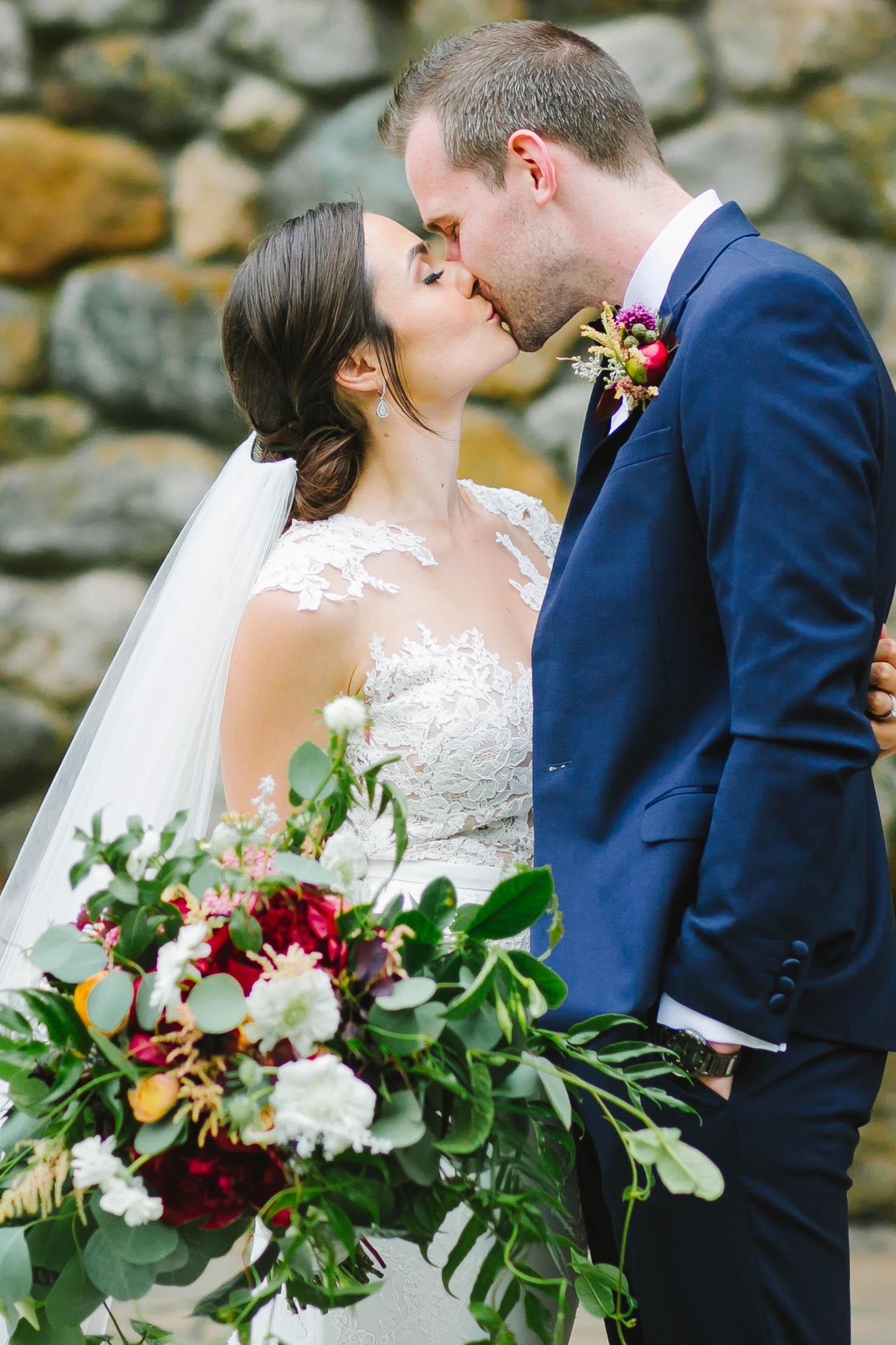 Willowdale Estate Wedding Boston Topsfield MA Italian Garden mansion house wedding - Emily Tebbetts photography-16.jpg