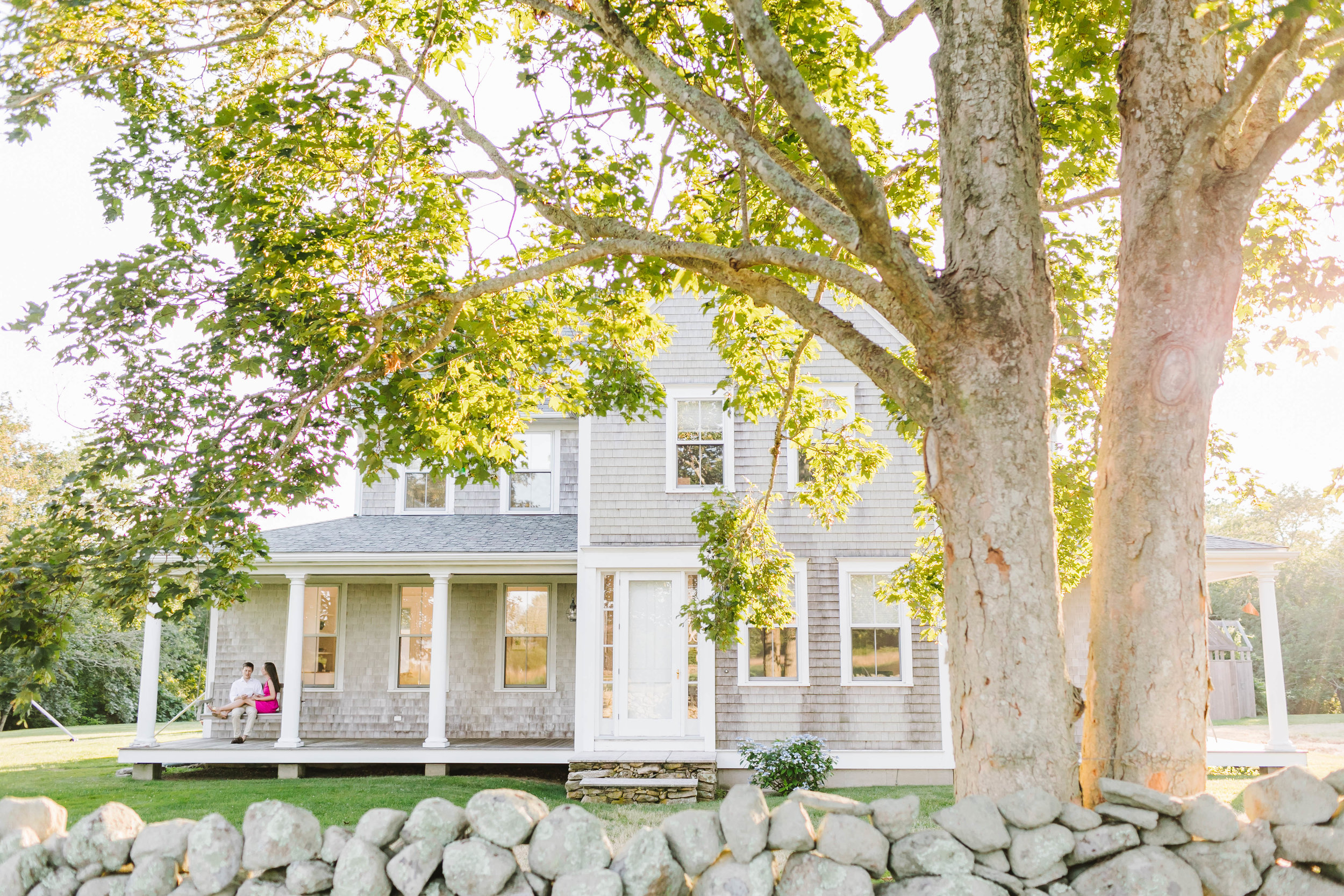 Westport MA Beach House vacation home engagement session - Emily Tebbetts Photography-34.jpg