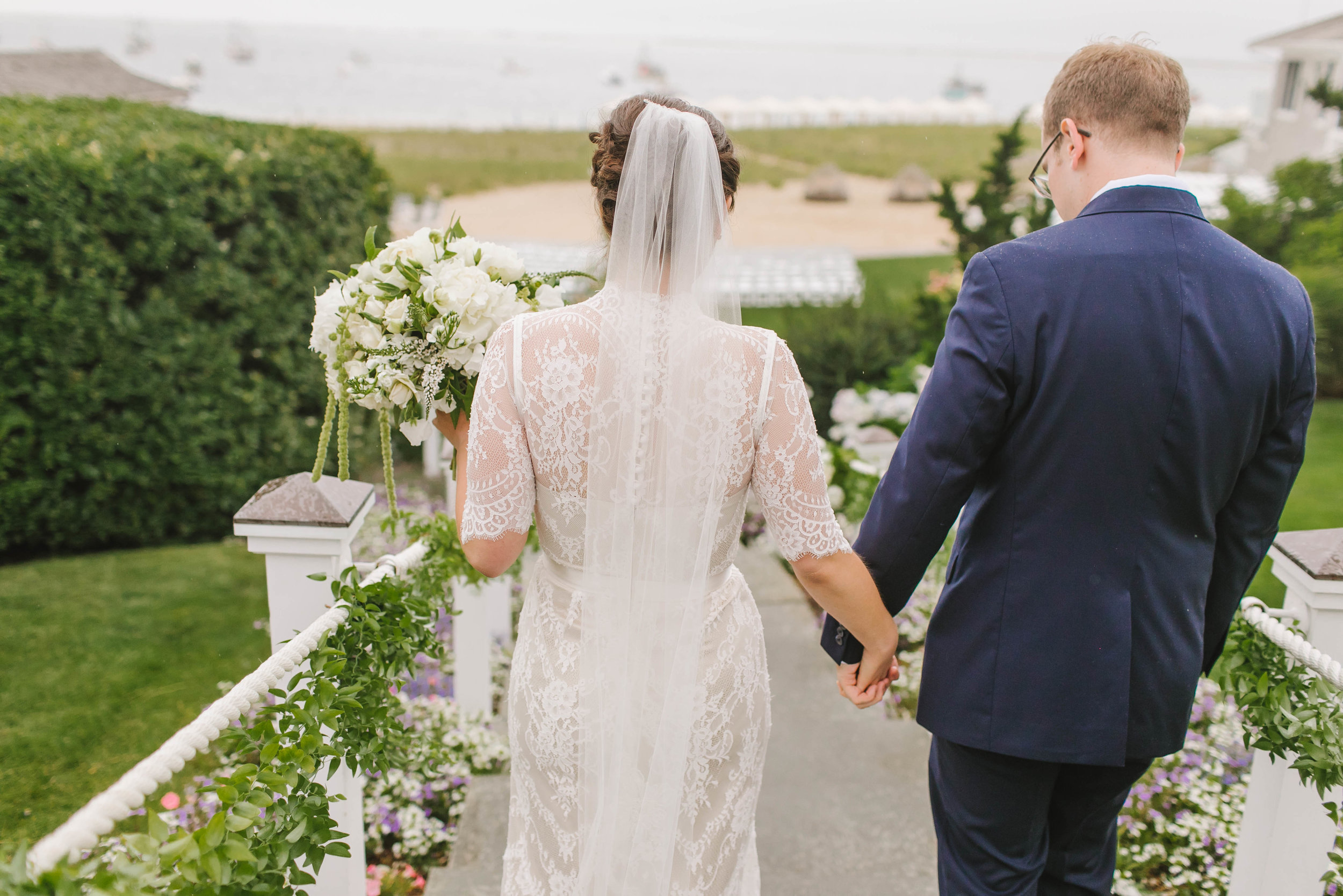 Chatham Bars Inn Cape Cod MA Rain Rainy Wedding with Dog - Emily Tebbetts Photography-5.jpg