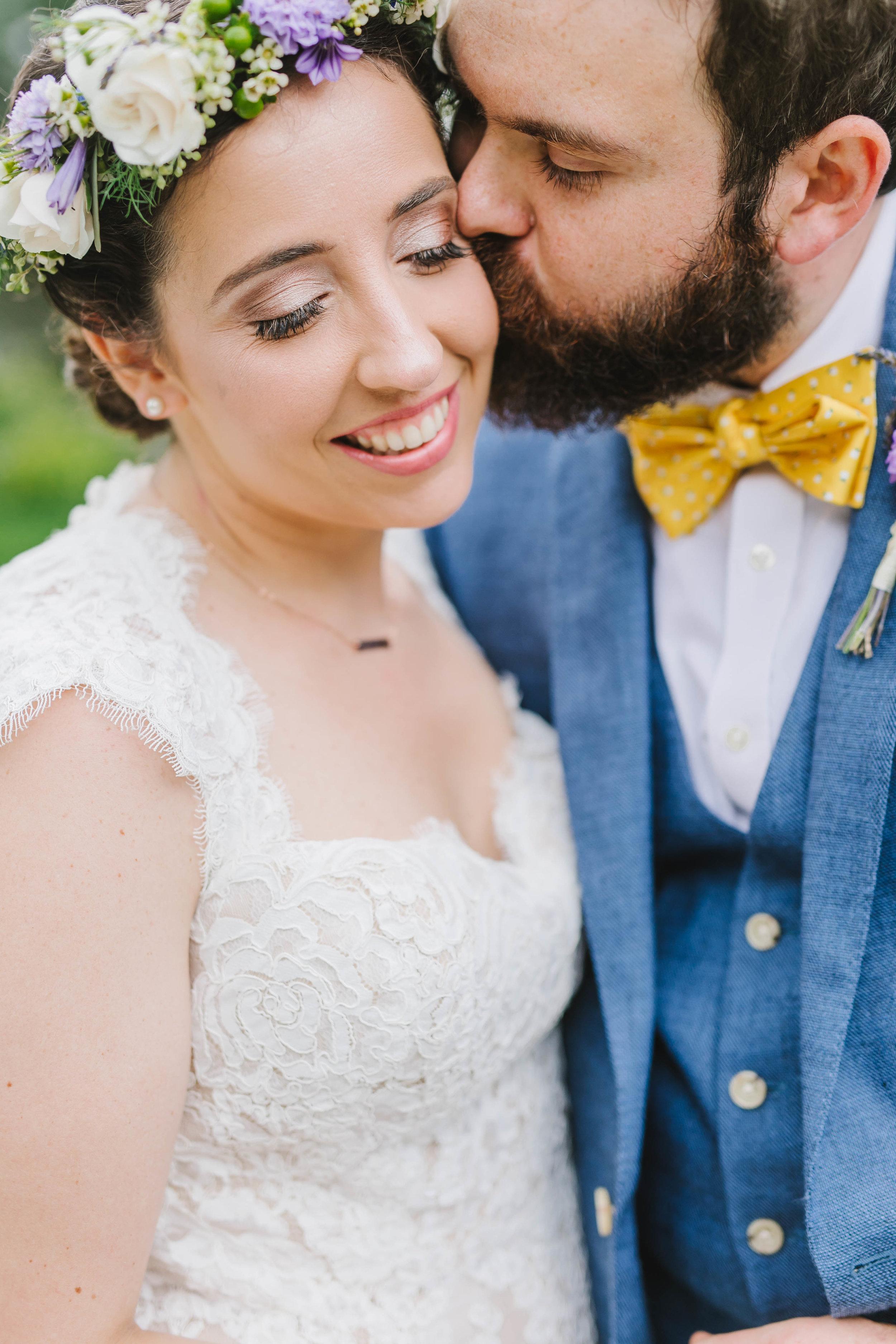 Mount Hope Farm Bristol Rhode Island RI New England Coastal Flower Crown Wedding - Emily Tebbetts Photography-5.jpg