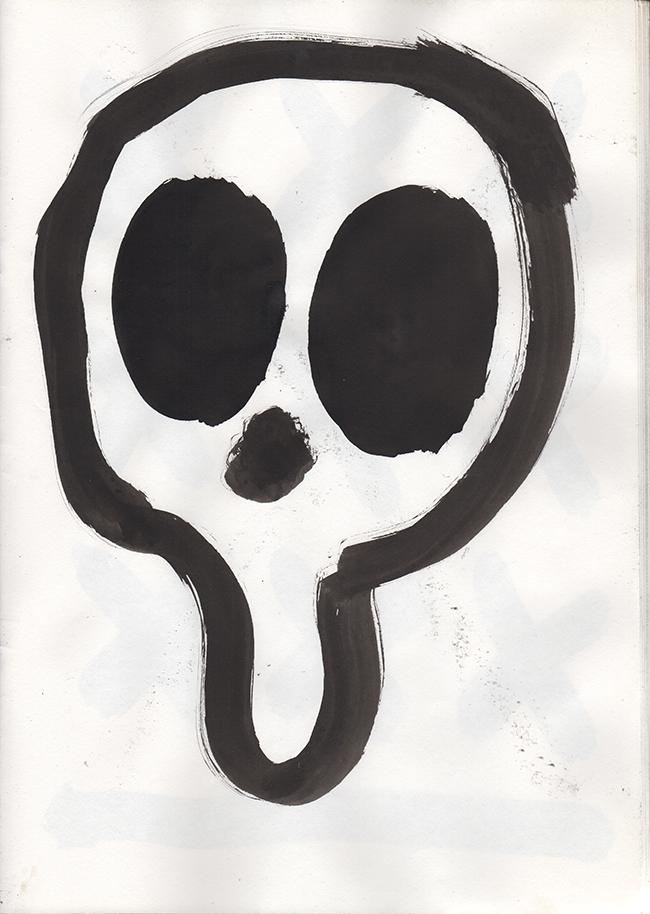 Skull serie, 2012.