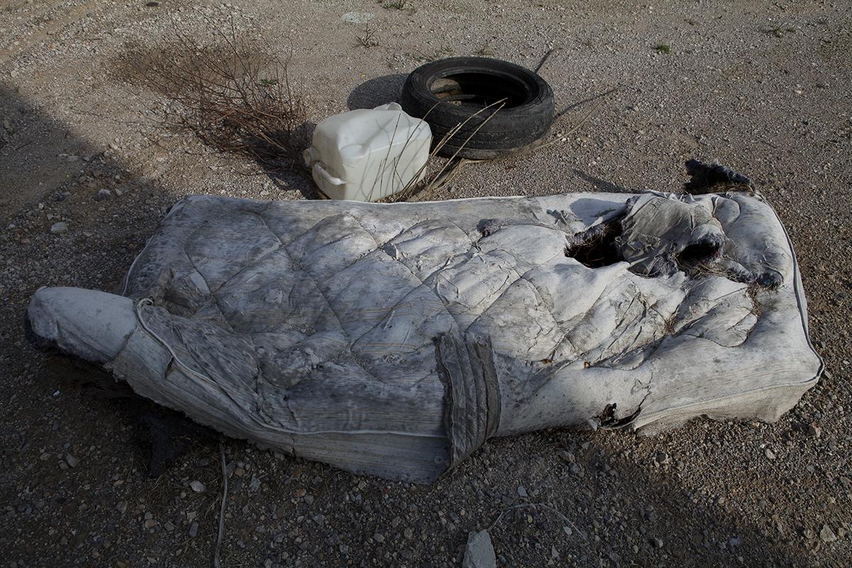 Ils ont en eux la même certitude que les morts, #01, Marseille, 2015
