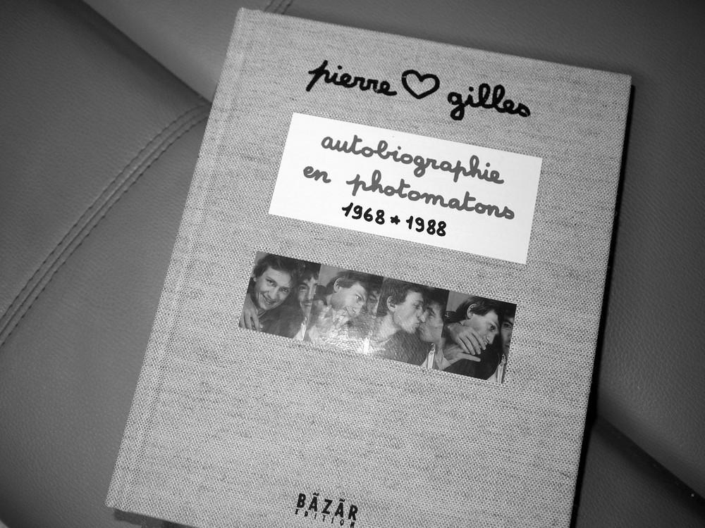 Autobiographie en photomatons