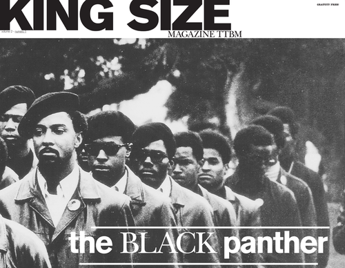 King Size - The Black Panther