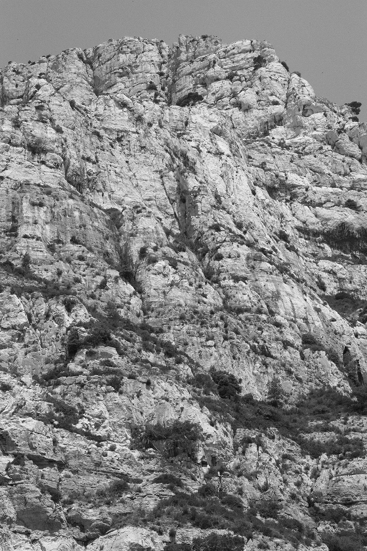 A travers une plaque à gouffre, #1, Marseille, 2015