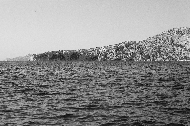 A travers une plaque à gouffre, #4, Marseille, 2015