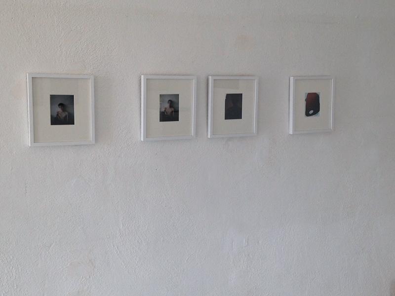 Car le souvenir de toi , Antoine, Paris, 2014. #1, #2, #3, #4. Collection Marty de Montereau