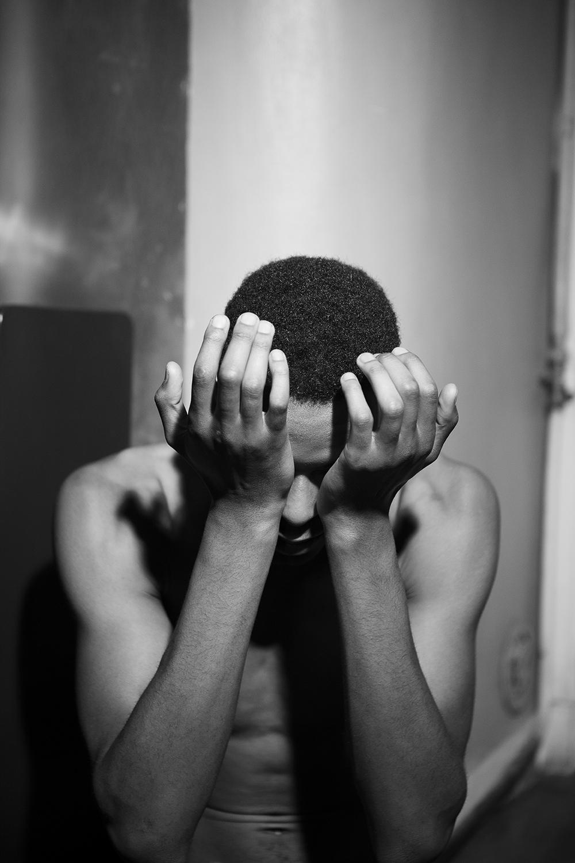 La violence faite aux images, Willy, Marseille, 2015
