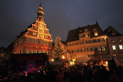 Esslingen's amazing Christmas Market