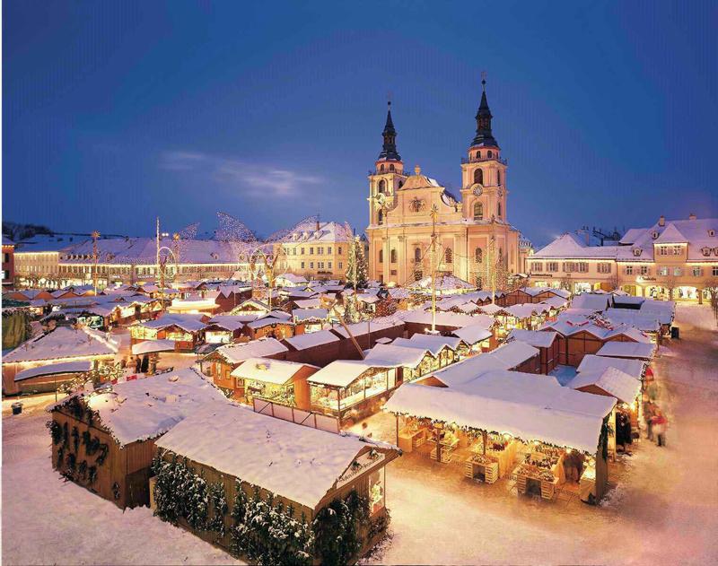 The Ludwigsburg Christmas Market