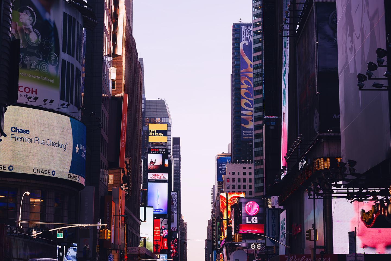 New York, USA, 2014