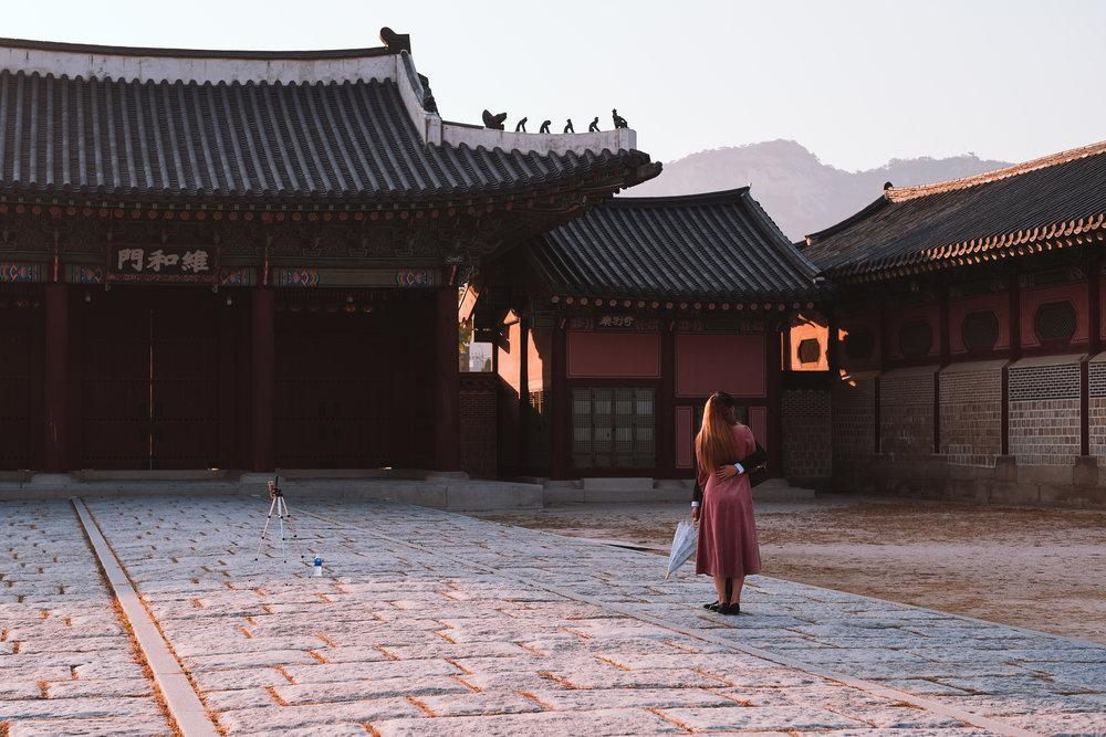 Seoul, Korea, 2018